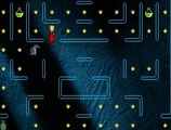 Pacman-juego-con-un-nino-pequeno